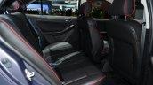 Tata Zest rear seats - Geneva Live