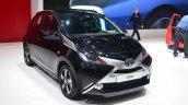 Toyota Aygo front three quarter - Geneva Live