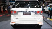 Toyota Fortuner TRD Sportivo at 2014 Bangkok Motor Show rear