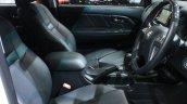 Toyota Fortuner TRD Sportivo at 2014 Bangkok Motor Show seat