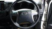 Toyota Fortuner TRD Sportivo at 2014 Bangkok Motor Show steering