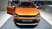 VW CrossPolo front - Geneva Live