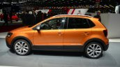 VW CrossPolo side - Geneva Live