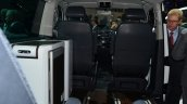 VW Multivan Alltrack second row seats