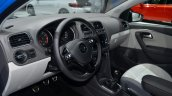 VW Polo TSI BlueMotion dashboard - Geneva Live