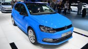 VW Polo TSI BlueMotion front three quarter - Geneva Live