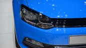 VW Polo TSI BlueMotion headlamp - Geneva Live