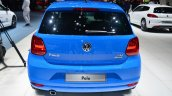VW Polo TSI BlueMotion rear - Geneva Live