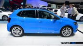 VW Polo TSI BlueMotion side - Geneva Live