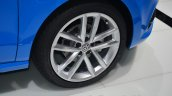 VW Polo TSI BlueMotion wheel - Geneva Live