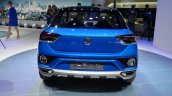 VW T-ROC Concept rear at Geneva Motor Show