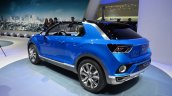 VW T-ROC Concept rear three quarters left at Geneva Motor Show