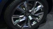 VW T-ROC SUV concept wheel Geneva live