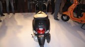 Vespa S Matte Black rear