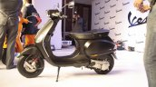 Vespa S Matte Black side