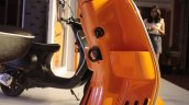 Vespa S Orange carry hook