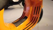 Vespa S Orange floor board