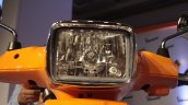 Vespa S Orange headlamp