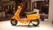 Vespa S Orange left side