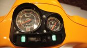 Vespa S Orange speedometer