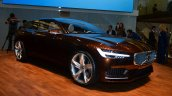 Volvo Concept Estate front three quarter right - Geneva Live