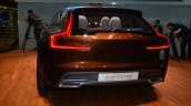 Volvo Concept Estate rear three quarter detail - Geneva Live