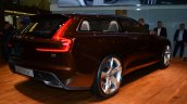 Volvo Concept Estate rear three quarter right profile - Geneva Live