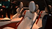 Volvo Concept Estate seats at Geneva Motor Show