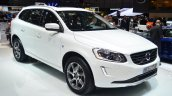 Volvo XC60 Ocean Race Special Edition front three quarters