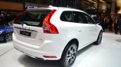 Volvo XC60 Ocean Race Special Edition rear three quarters