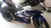 Yamaha R15 new blue color spied
