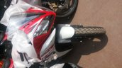 Yamaha R15 new red color spied