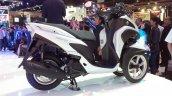 Yamaha TriCity at 2014 Bangkok Motor Show side