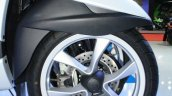 Yamaha TriCity at 2014 Bangkok Show brake