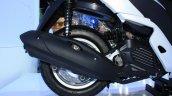 Yamaha TriCity at 2014 Bangkok Show rear wheel