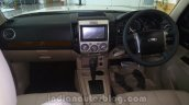 2014 Ford Endeavour dashboard full view - Live image