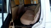 2014 Ford Endeavour rear seat - Live image