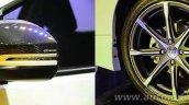 2014 Honda City Mugen edition wheels and mirrors