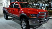 2014 Ram Power Wagon at 2014 NY Auto Show front quarter