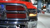 2014 Ram Power Wagon at 2014 NY Auto Show headlight