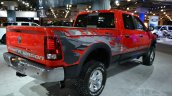 2014 Ram Power Wagon at 2014 NY Auto Show rear quarter