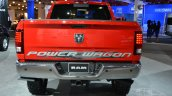2014 Ram Power Wagon at 2014 NY Auto Show rear