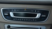 2014 Renault Fluence facelift review AC controls