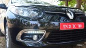 2014 Renault Fluence facelift review bumper front