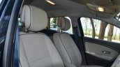 2014 Renault Fluence facelift review front seat