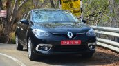 2014 Renault Fluence facelift review front view