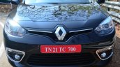 2014 Renault Fluence facelift review grille