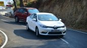 2014 Renault Fluence facelift review on the road