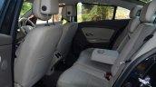 2014 Renault Fluence facelift review rear legroom