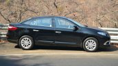2014 Renault Fluence facelift review side